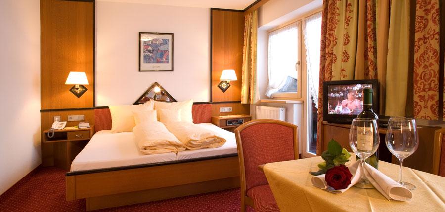 Hotel Eggerwirt, Söll, Austria - Bedroom.jpg